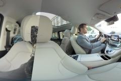 vorher/nachher Mercedes Benz 360° Compositing